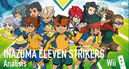 'Inazuma Eleven Strikers' para Wii: análisis