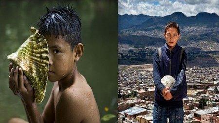 """""""Infancia. Fotografías de Isabel Muñoz """", retratos del mundo en el IVAM"""