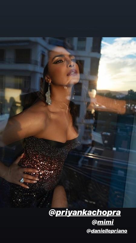 Priyanka Chopra Festival De Cannes 2