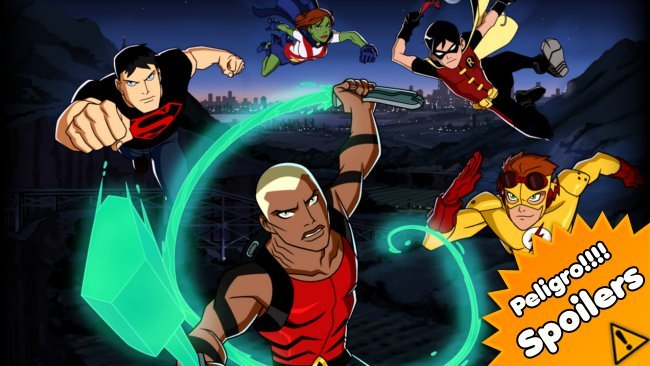 Young Justice review