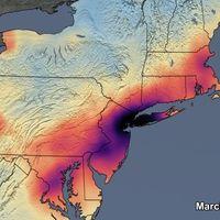 Como resultado de la propagación de COVID-19, la contaminación cae un 30 % en Estados Unidos