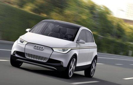 Audi A2 Concept, más detalles del próximo eléctrico de Audi