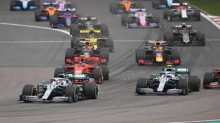 China F1 2019