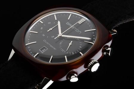 """La inspiración preppy de los nuevos relojes Briston estilo """"carey"""""""