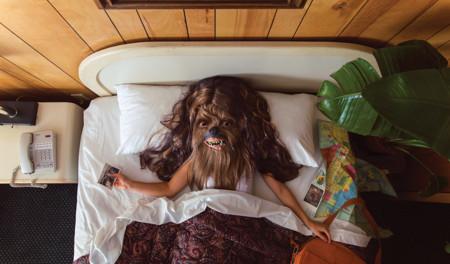 Así sería el mundo si todos fuésemos Chewbacca