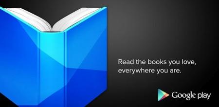 Google Play Books 3.1 para Android permite subir archivos EPUB y PDF desde el dispositivo
