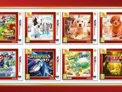 Estos son los primeros juegos de 3DS que entran en Nintendo Selects