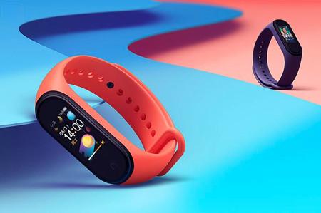 Xiaomi Mi Smart Band 4: precio y disponibilidad para España de la nueva pulsera cuantificadora de Xiaomi