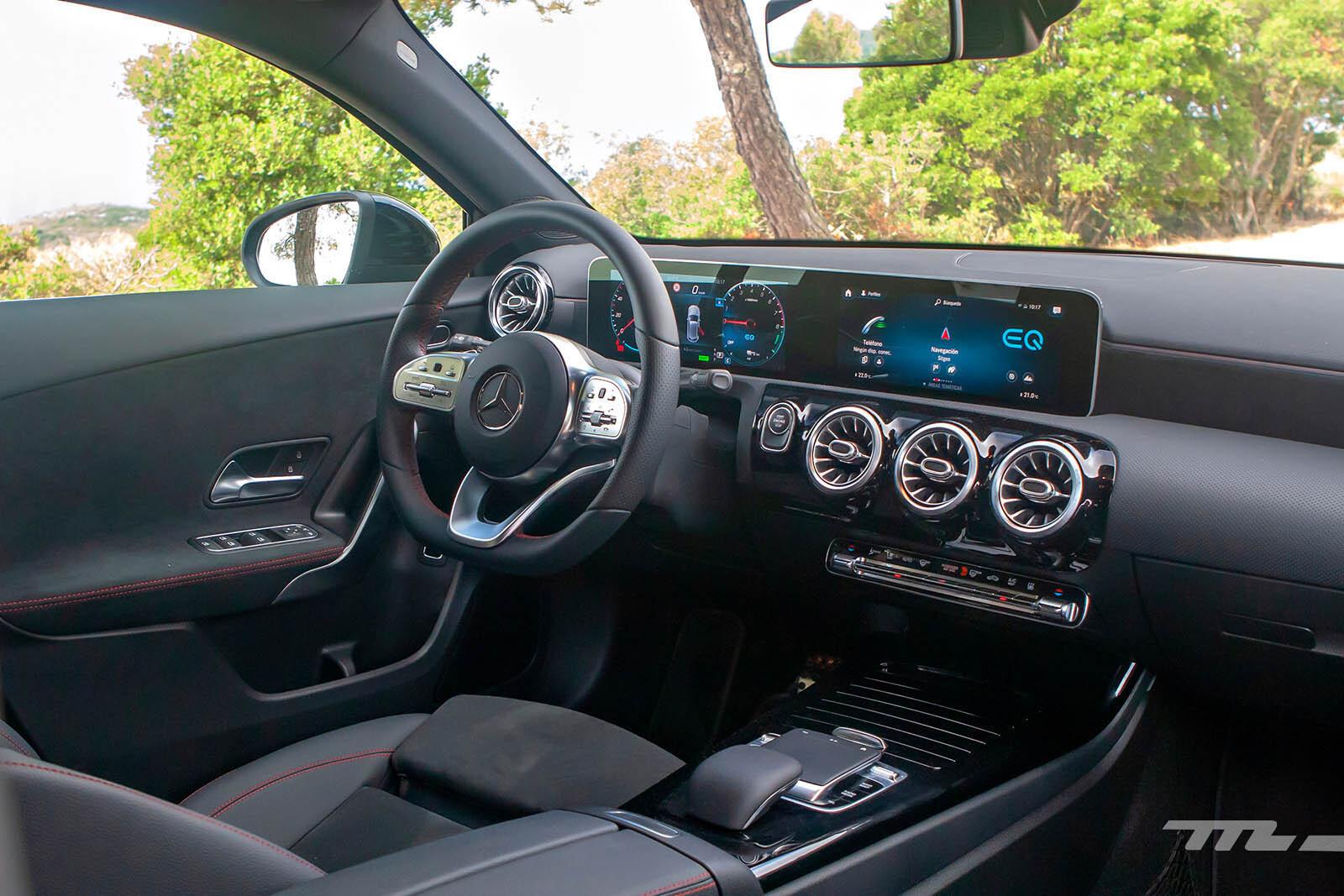 Foto de Mercedes-Benz A 250e prueba (9/23)