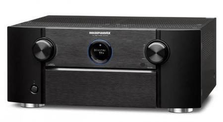 Marantz AV7702, el procesador de sonido envolvente con Dolby Atmos de los exigentes