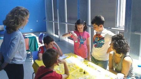 Campamentos Ciencia del MUNCYT: perfecta unión entre diversión y experiencias