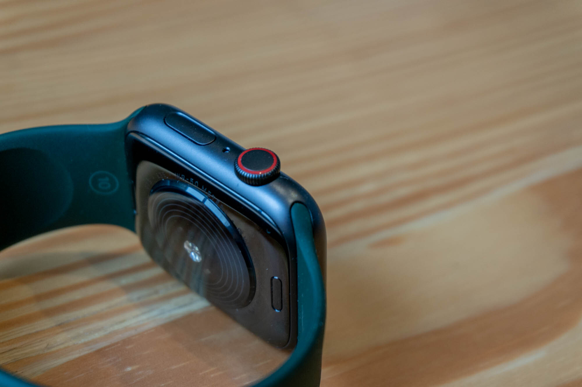 Foto de Apple Watch SE y Solo Loop (13/21)