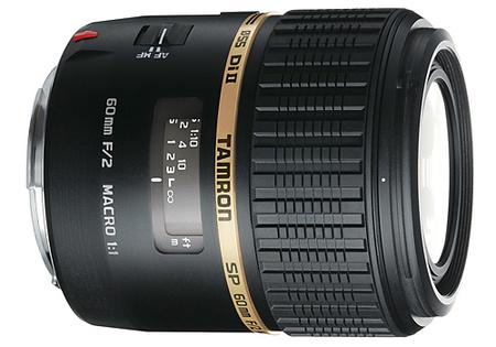 Tamron 60mm f2 Macro para Canon, Nikon y Sony