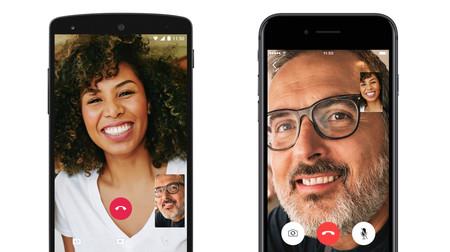Las videollamadas de WhatsApp están llegando a todo el mundo: iOS, Android, y Windows Phone