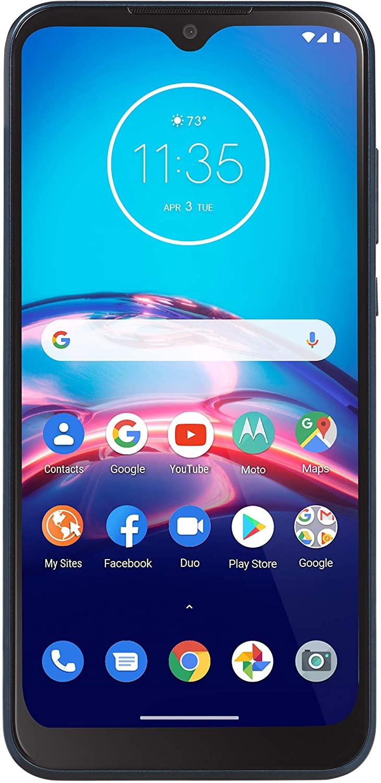 Motorola Moto e 4G LTE (bloqueado) - Azul Medianoche - 32GB