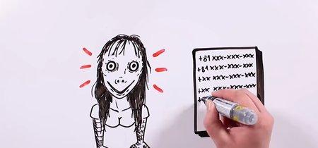 ¿Por qué las Tendencias de Youtube están plagadas de vídeos sobre Momo?