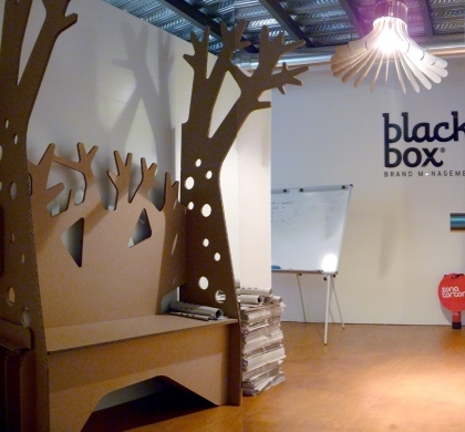 Foto de CartonLab, diseñando con cartón (1/7)