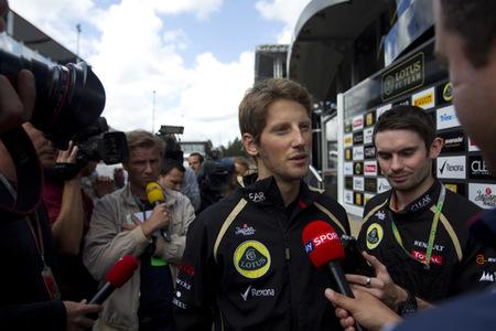 Romain Grosjean se perderá el Gran Premio de Italia tras ser sancionado