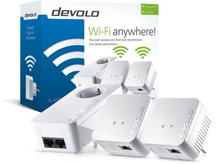Dlan 550 Wifi Packshot Network Kit Xl 3799