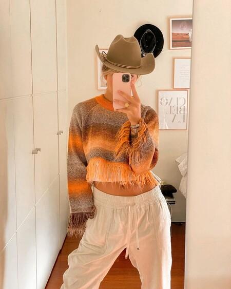 sombrero cowboy de anita matamoros