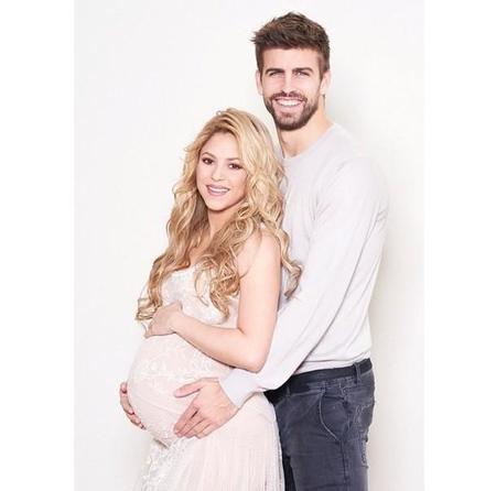 Ya tenemos nueva <em>baby shower</em> solidaria de Shakira y Piqué