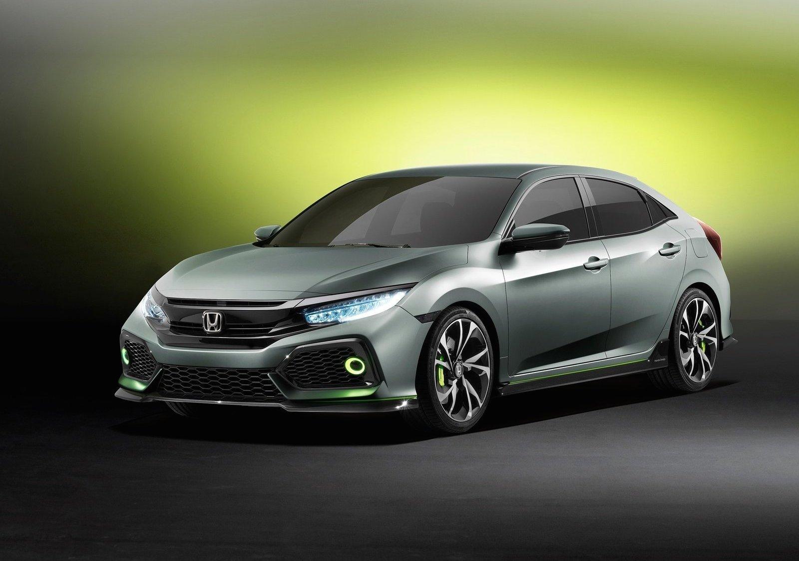 Foto de Honda Civic Hatchback Concept (1/9)