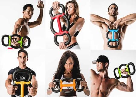 Gripbell, una nueva forma de entrenar con peso libre