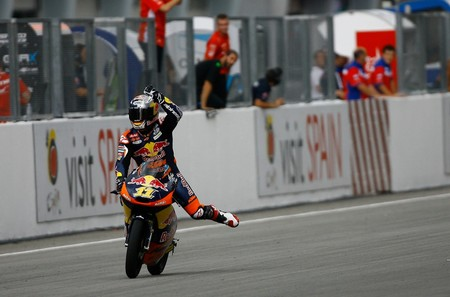 Sandro Cortese Moto3 World Champion 2012