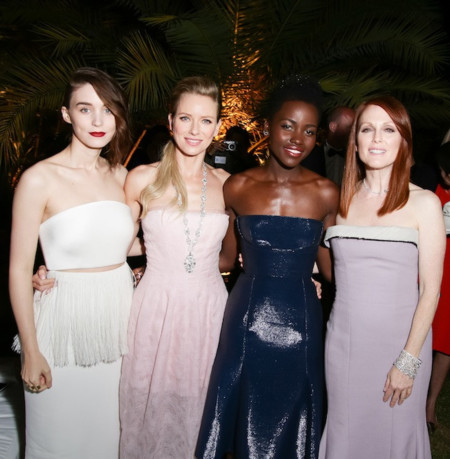 Calvin Klein Collection, el Festival de Cine de Cannes y ellas