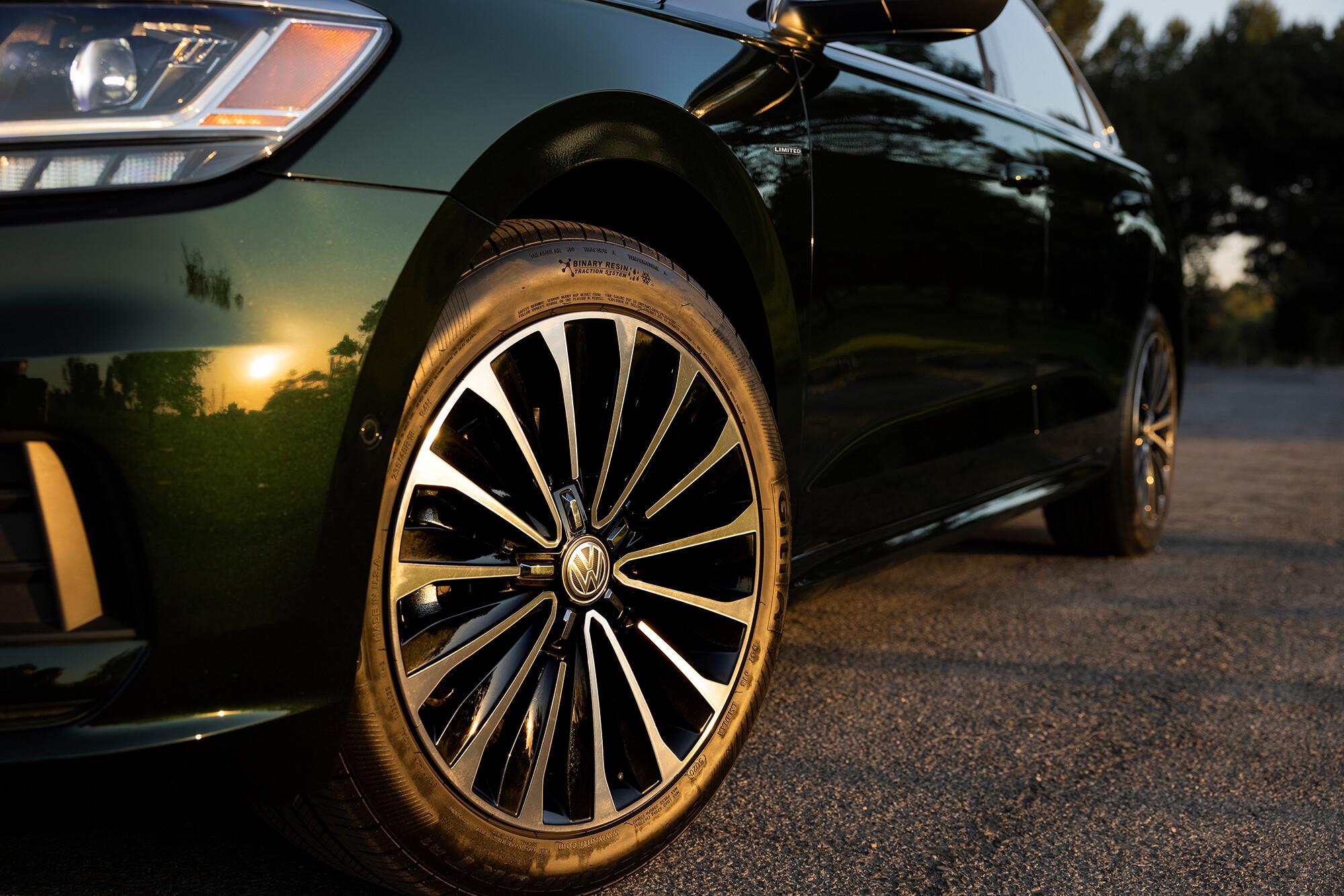 Foto de Volkswagen Passat Limited Edtion (1/10)
