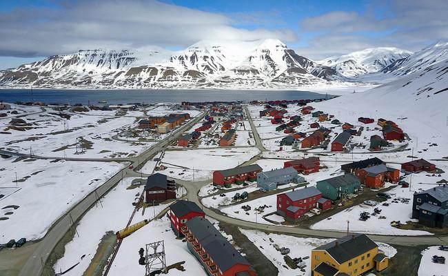 Longyearbyen Prohibido Morirse
