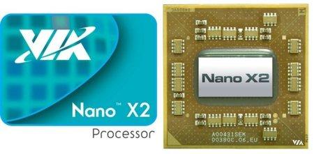 VIA Nano X2, el procesador olvidado alcanza oficialmente los dos núcleos