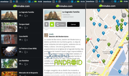 rincones android