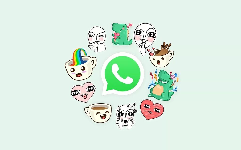 WhatsApp está probando la sugerencia automática de Stickers según lo que estemos escribiendo
