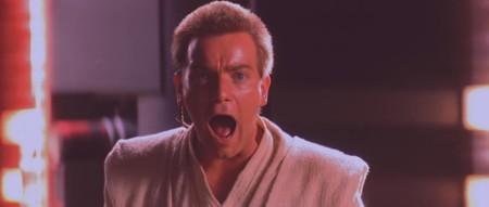 Obi Wan en el Episodio I