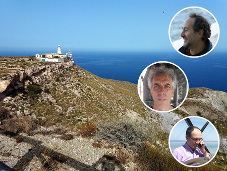Los últimos fareros que trabajan en las costas de España