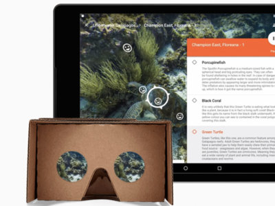 Google Expeditions, la app de realidad virtual para el colegio, ya disponible en Google Play