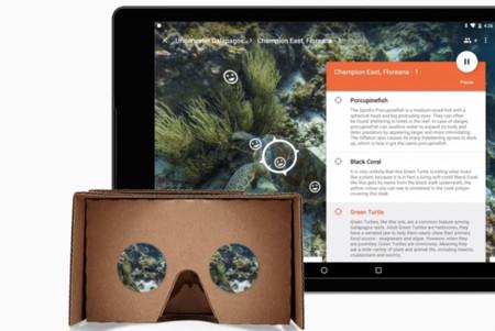 Google Expeditions, la app de realidad virtual para el colegio, ya disponible en Google Play
