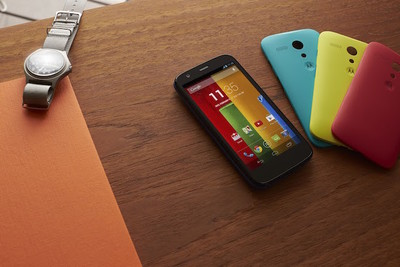 El Moto G empieza a recibir Android 4.4.4 KitKat en México