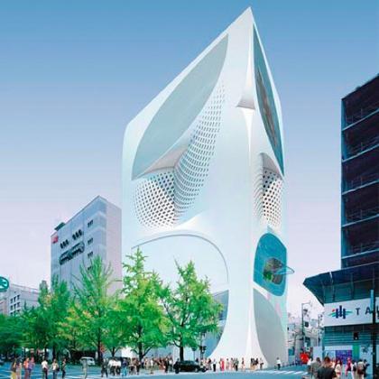 Tienda LV en Tokyo