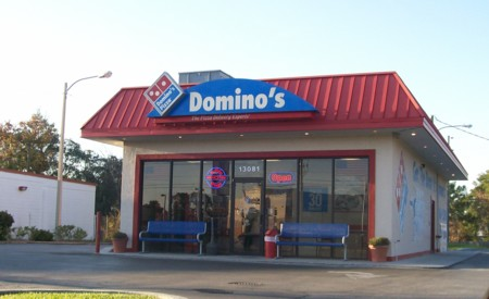 Domino S Pizza In Spring Hill Fla