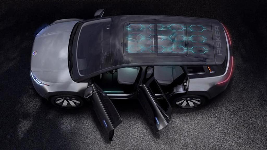 Por debajo de 36.000 euros: Fisker Ocean es el nuevo SUV eléctrico de Fisker, con techo solar e interior vegano