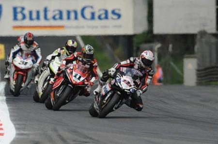 Monza recibe las Superbikes
