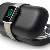 Base, cargador, caja... TimePorter ofrece un todo en uno para Apple Watch