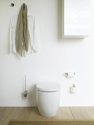 Foto de Accesorios adhesivos para el baño, para los que odian hacer agujeros (4/6)