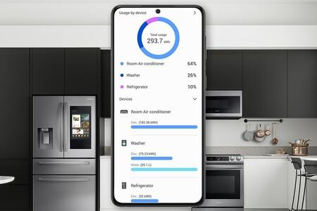 """""""La lavadora está usando demasiada electricidad"""": SmartThings Energy te ayuda a ahorrar en la factura de la luz"""