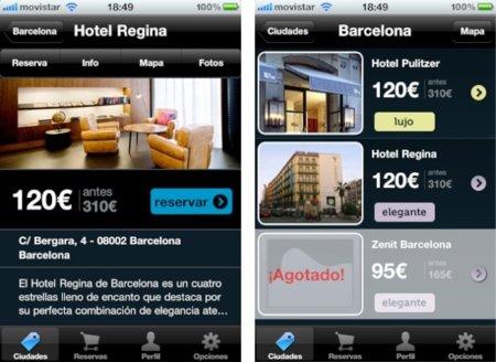 ReallyLateBooking, apura el tiempo para reservar una habitación de hotel desde iOS y Android
