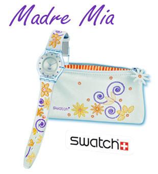 """Día de la madre: pack especial de Swatch """"Madre Mía"""""""