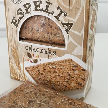 Bajo la lupa: crackers de espelta de Mercadona