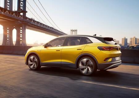 Autonomia Volkswagen Id 4 4